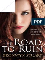 The Road to Ruin by Bronwyn Stuart - Chapter Sampler