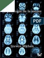 Mithen, Steven - Arqueología de La Mente [9293] (r1.0)