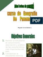 Curso de Geografia de Panama 1