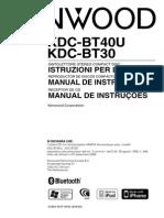 Kenwood KDC-BT