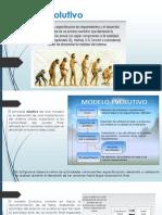 2.1.3Modelo Evolutivo