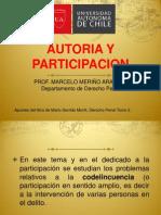 Autoría y participación