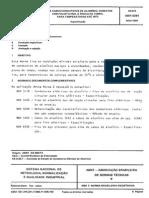 NBR 5284 - Fios E Cabos Condutores de Aluminio
