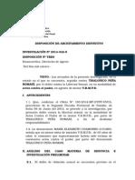 2014-342 Archivo Actos Contra El Pudor