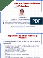 Curso Supervision de Obras