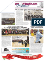 Pelham~Windham News 11-14-2014