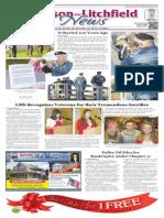 Hudson~Litchfield News 11-14-2014