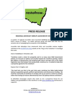 restofnsw press release oct 2014