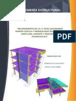 Informe Calculo Estructural Presentado