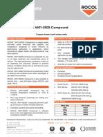 Anti Seize Compound - TDS