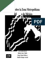 zona metropolitana del edo de mex
