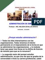 Adm. de Empresas