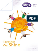 2014 BenQ Solar Brochure En