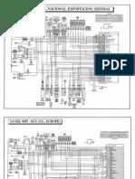 90-DIAGR Manual Hyundai Galloper