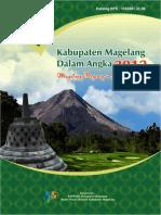 Kab Magelang Dlm Angka 2013