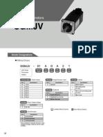 Yea-kaeps800000042j-Sgmjv_chon Hang Motor Servo Sigma V
