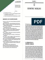 3. Geometric Modeling