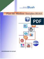 Plan de Medios Sociales BUAH