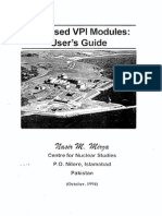 Pc Based Vpi Manual 1994