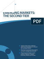 Emerging Markets Second Tier