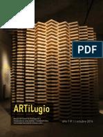 Revista ARTilugio #1-oct2014