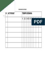 Documento de gestión auditoria