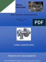 Super Cargadores y Turbo Compresores