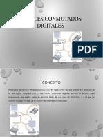 Enlaces conmutados digitales