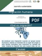 Migración Humana
