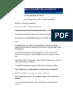 Conociendo a Don Bosco Banco de Preguntas