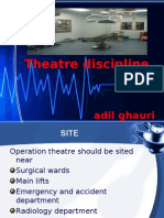 operation Theatre Discipline