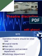 operation Theatre Discipline