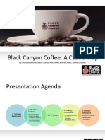Draft Black Canyon Coffee Case Study