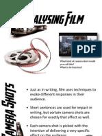 analysing film