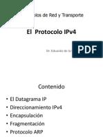 IP y TCP