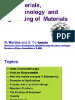 Nanomaterials R. Martins