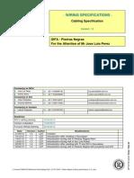 CDC_121121 DIFA - Piedras Negras Cabling Specifications v1.5