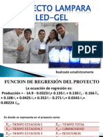 Proyecto Lampara Led-gel
