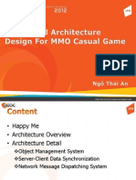 A practical architecture design form mo casual gamemr Anngothai 120819235704 Phpapp02