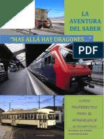 """Mas Allá Hay Dragones analisis de texto y """"comic"""""""