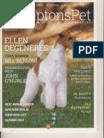 Fall 2014 – Hamptons Pet Magazine