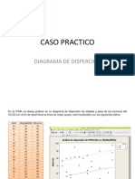 Caso Practico Grafa de Dispersion