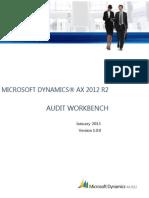 Finance Demo Script - Audit Workbench