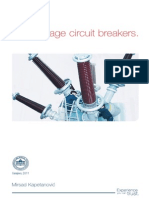 High Voltage Circuite Breakers Table of Content and First Pages