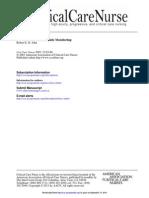 End-Tidal Carbon Dioxide Monitoring