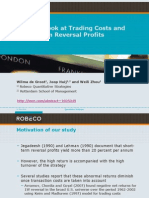2010 Another Look at Trading Costs and Short-term Reversal Profits