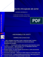 Afectiunile Chirurgicale Ale Aortei 1