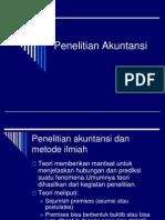 Penelitian Akuntansi
