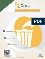 360plus datasheet for business objects backup