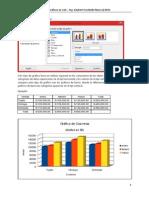 Tipos de Gráficos enOpen Office Calc